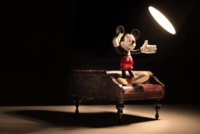 Animationen: Mickey Mouse